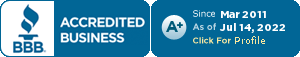 Chappell, Smith & Associates, Inc. is a BBB Accredited Insurance Company in Franklin, TN